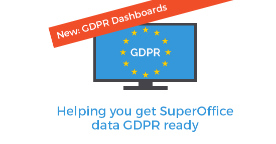 GDPR Dashboards and Reporting for SuperOffice - Business Analyze